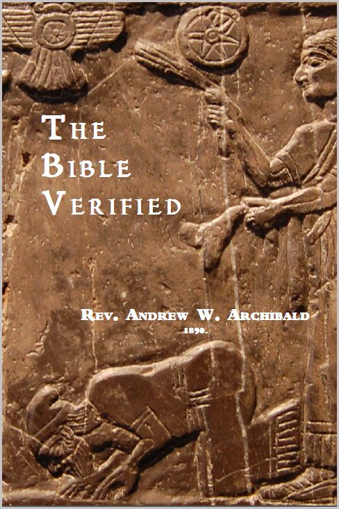 Archibald-Bible-Verified