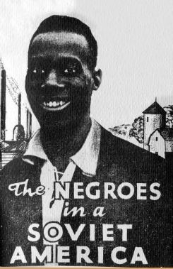 communist negro agitating propaganda book